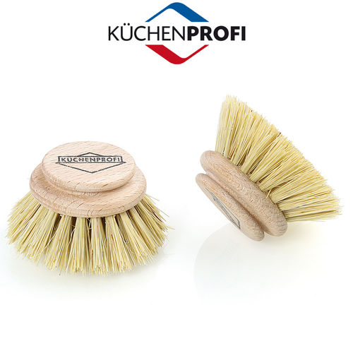 Küchenprofi - Replacement brushes for washing-up brush
